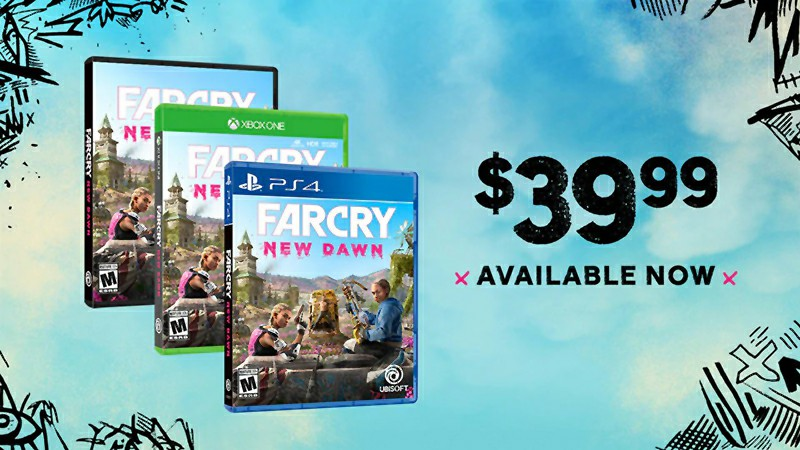Far Cry New Dawn on sale until June 17