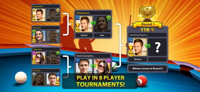 Some Tips and Tricks for 8 Ball Pool