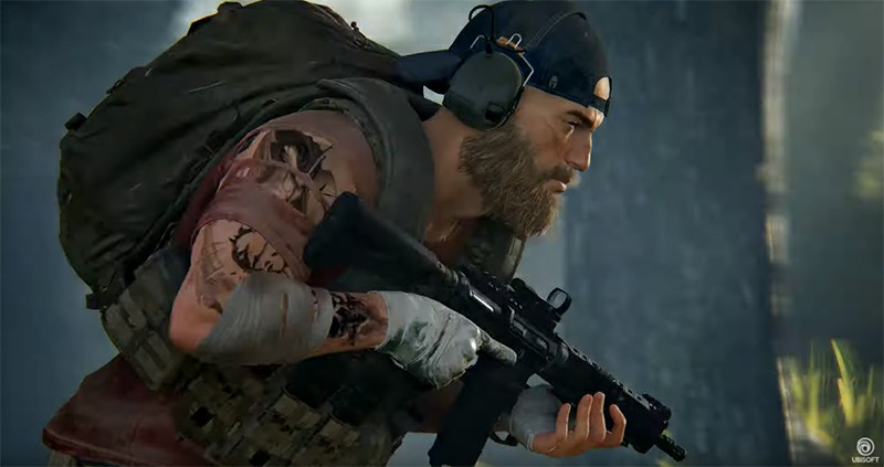 ghost recon breakpoint trailer