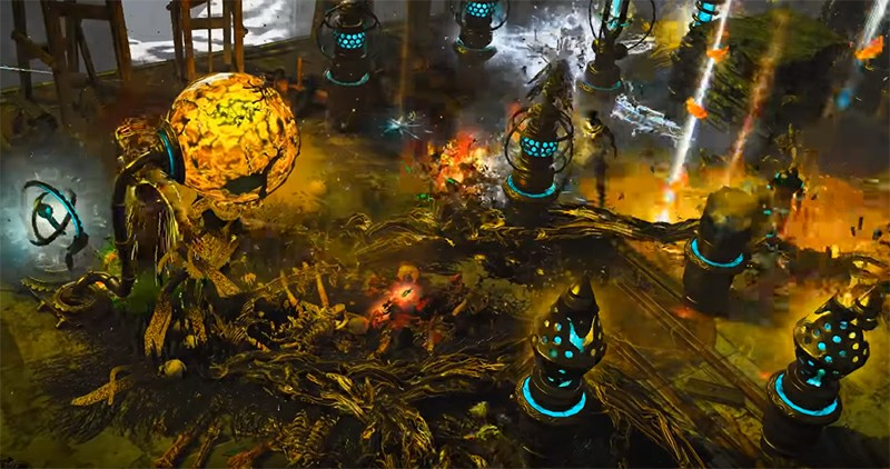 Path of Exile: Blight Out On PS4 and Xbox One Today (September 9th)