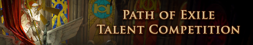 Path Of Exile Announces Talent Competition